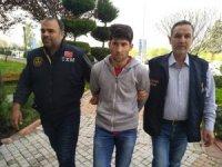 """Türk bayrağına saygısızlıktan tutuklanan Suriyeli: """"Türk halkından özür diliyorum"""""""