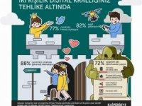 Aşk internet güvenliğinin önüne geçiyor