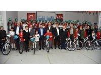 İzmit'te bisiklet coşkusu devam ediyor