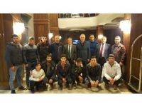 Gençler Kulüpler Halter Türkiye Şampiyonası Ağrı'da yapılacak