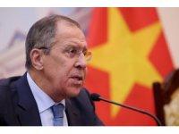 """Lavrov: """"Trump'ın ABD-Rusya ilişkilerini normale döndüreceğine inanıyorum"""""""