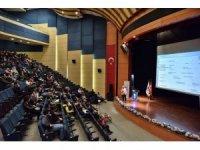 'Atletik Performans ve Genetik' konulu seminer SAÜ'de düzenlendi