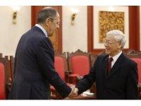 Lavrov'un Vietnam'da temasları devam ediyor