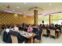 Belediyelerin imar müdürleri Körfez'de toplandı