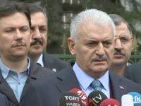Başbakan açıkladı: Erbil'e uçuş yasağı kalktı