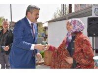 Nazilli'de 15 bin kişiye kandil şerbeti dağıtıldı