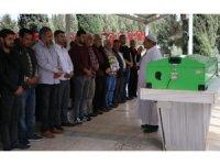 Sivas'taki katliamda öldürülen Taylan Koral defnedildi