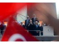 """Cumhurbaşkan Recep Tayyip Erdoğan: """"Afrin'le bitmeyecek, İdlib, Menbiç var arkada. Hak oralarda tecelli edene kadar yola devam"""""""