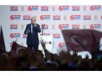 """Cumhurbaşkanı Erdoğan: """"3 bin 731 terörist etkisiz hale getirildi"""""""