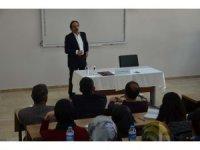 """MŞÜ'de """"Sosyolojik Muhayyile ve Toplum"""" konferansı"""