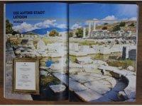 UNESCO'nun kitabında Milas tanıtıldı