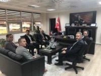 Bakan Yardımcısı Ceylan'dan ziyaretler
