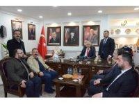AK Parti Genel Başkan Yardımcısı Ataş Düzce'de