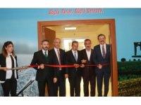 TOBB Başkanı Hisarcıklıoğlu, hububat analiz laboratuvarının açılışını yaptı