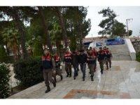 Muğla'daki izinsiz kazıda 5 kişi suçüstü yakalandı