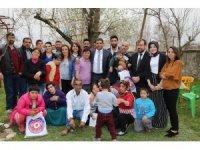 Lice'de Dünya Down Sendromu Farkındalık Günü kutlandı