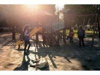 Aileler, çocuk parklarına güvenlik kamerası istiyor