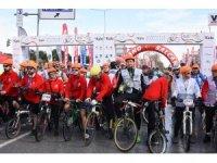Kale Çanakkale Bisiklet Festivali başladı