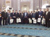 'Genç hatipler minberde hutbe okuma yarışması'nın il finali Pazarlar'da yapıldı