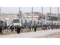 Ahrar El Şam mensupları Doğu Guta'dan ayrılıyor