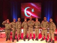 """Cumhurbaşkanı Erdoğan'ın """"Afrin için Marş"""" çağrısına engelli gençler ses verdi"""