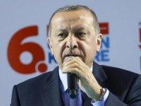 Cumhurbaşkanı Erdoğan: Kimse Türkiye'ye Suriye'de istila hareketi yapıyor diyemez