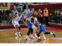 Tahincioğlu Basketbol Süper Ligi: Pınar Karşıyaka: 103 - Demir İnşaat Büyükçekmece: 98