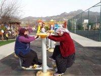 """Tunceli'de """"Koşabiliyorken Koş"""" etkinliği"""