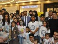 Büyükşehir Belediyesi Ceylan Karavil Park'ta 'Kendi Tişörtünü Kendin Yap' etkinliği düzenledi