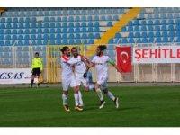 TFF 3. Lig Ankara Adliyespor:1 UTAŞ Uşakspor:1