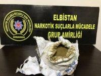 Kahramanmaraş'ta uyuşturucu satıcısı 2 kişi tutuklandı