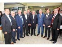 Başkan Albayrak, Tekirdağ Motorlu Taşıyıcılar Kooperatifi Mali Genel Kurul toplantısına katıldı