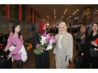 Dünyaca ünlü top model Halima Aden Türkiye'de