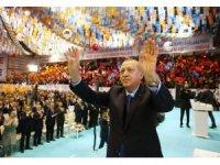 """Cumhurbaşkanı Erdoğan: """"Münbiç'i komuta kadrosuyla istişare ediyoruz. Ama Münbiç'e ihtiyaç var mı derseniz, evet var"""""""