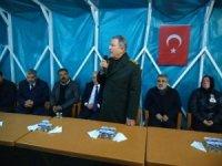 Genelkurmay Başkanı Orgeneral Akar şehit ailelerini ziyaret etti