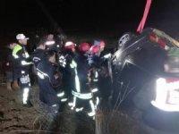 Denizli'de trafik kazası: 5 ölü, 1 yaralı
