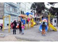"""""""Çocuk parklarına kamera konulsun"""" kampanyasına Sinoplu vatandaşlardan destek"""