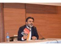 Gazeteci-Yazar Mehmet Uluğtürkan genç okuyucularıyla buluştu