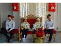 Artvin'de Çocuk Evleri'nde kalan 4 kardeş için sünnet şöleni düzenlendi