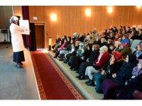 """İpekyolu Belediyesinden """"İnternet ve Teknoloji Bağımlılığı"""" semineri"""