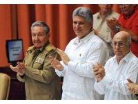 Küba'nın yeni lideri Diaz-Canel oldu