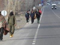 Türkiye ve İran 'düzensiz göç'ü görüşecek