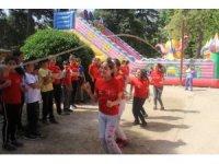 Hatay'da Çocuk Oyunları Şenliği