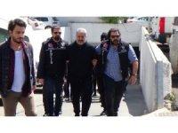 İranlı uyuşturucu baronu Zindaşti ve eşi ile adamları adliyeye sevk edildi