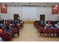 Yazar Yıldız Ramazanoğlu, Muş'ta öğrencilerle buluştu