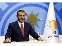 """AK Parti Sözcüsü Ünal: """"AK Parti olarak her şekilde seçime hazırız"""" (1)"""
