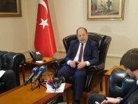 """Başbakan Yardımcısı Recep Akdağ, Cinsel İstismar Tasarısına ilişkin, """"Eylem planımızı tamamladık. Komisyon calışmalarının bitmesini bekliyoruz"""" dedi."""