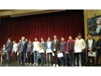 Bingöl'de Kur'an-ı Kerim'i güzel okuma yarışması