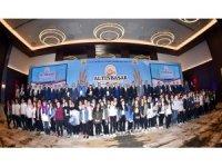Altınbaşak Tarım Şehirleri Yarışması'nda dereceye giren belediyeler ödüllerini aldı