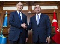 """Bakan Çavuşoğlu: """"Astana'da olamayan ülkeler Astana sürecini zayıflatmaya çalışıyor"""""""